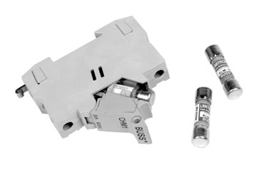 High Voltage DC Fuses